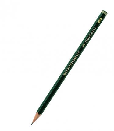 BB Faber-Castell Bleistift 6B