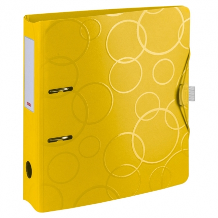Brunnen Ordner colour code, gelb
