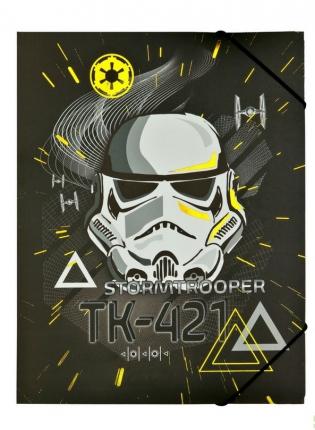 Star Wars Sammelmappe Galaxy, A4