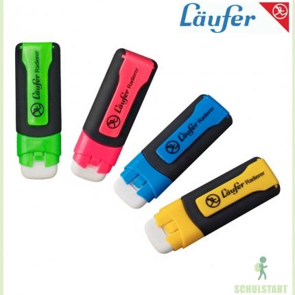 Läufer Radiergummi Pocket, verschiedene Farben | <b>Radiergummi ...